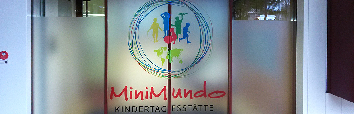 Schaufenster Minimundo