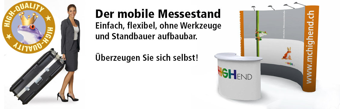 mobile Messewand kaufen expolinc