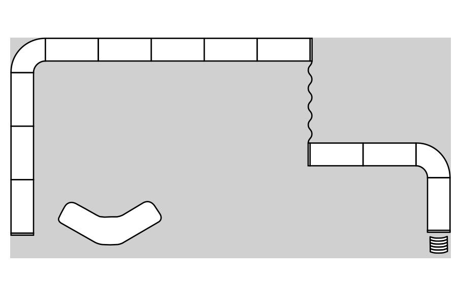 Expolinc mobiler Messestand Beispiel 5