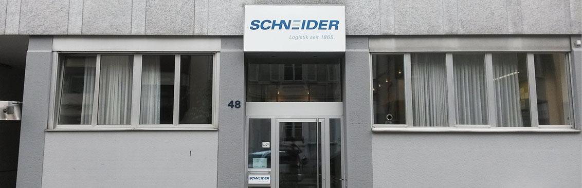 Schneider Logistik